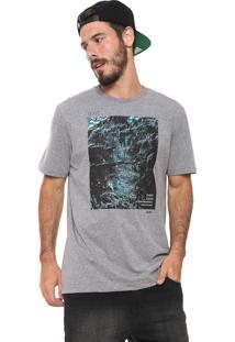 Camiseta Mcd Uliaga Island Cinza