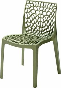 Cadeira Gruver Polipropileno Fendi - 22694