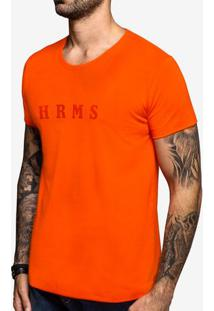 Camiseta Neon Laranja 103616