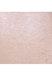 Papel De Parede Abstrato - Rosa - 1000X52Cm - Shshark Metais