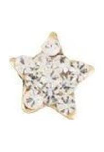 Broche Pin Armazém Rr Bijoux Estrela Cristais