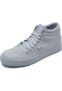 Tênis Dc Shoes Evan Hi Cinza