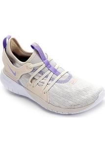 Tênis Nike Flex Contact 3 Feminino - Feminino-Lilás+Preto