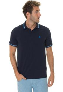 ... Camisa Timberland Polo Rib Masculina - Masculino-Marinho fac7180f267fc