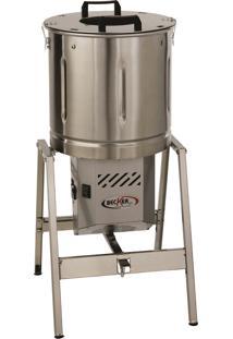 Descascador Industrial De Batatas Becker Go Dbl-10 Bivolt 10Kg