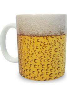 Caneca Cerveja Geek10 - Amarelo