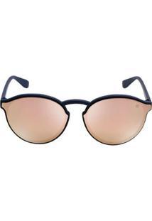 Óculos Euro Power Shine - Feminino-Azul