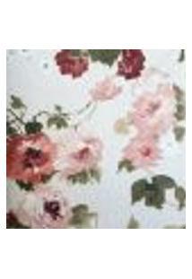 Papel De Parede Feature Wall 970801 Com Estampa Contendo Floral
