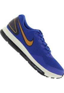 Tênis Nike Zoom All Out Low 2 - Masculino - Azul/Laranja