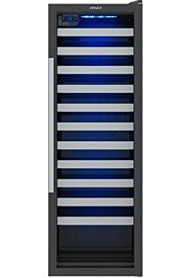 Champanheira Color Light De 200 Litros Preta 220 V