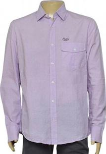 Camisa Masc Index 07.01.000194 Lilas