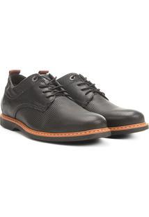Sapato Casual Couro West Coast Kirk - Masculino