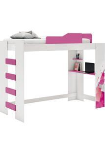 Beliche Smart Pura Magia Branco/Pink