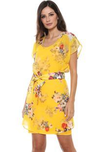 e3eb377eb Vestido Amarelo Colcci feminino   Gostei e agora?