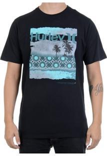 Camiseta Hurley Lorem - Masculino