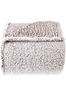Cobertor Casal Everest Sherpa Pele De Carneiro Toque Extra Macio - Toffee