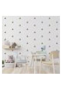 Adesivo Decorativo De Parede - Kit Com 150 Triângulos - 002Kad12