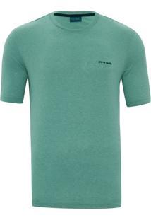 Camiseta Verde Mesclada