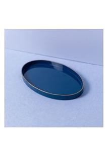 Bandeja Apolo Cor: Azul - Tamanho: Único