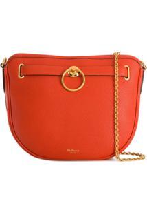 Mulberry Brockwell Shoulder Bag - Laranja