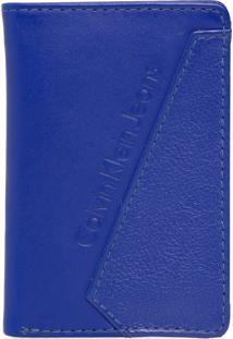 Carteira Masculina Floater E Soft Md - Azul