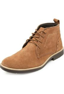 Bota The Box Project Woods - Masculino-Caramelo