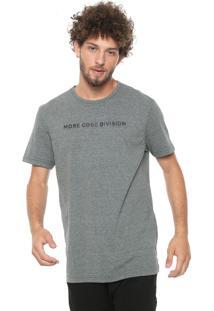 Camiseta Mcd More Core Division Verde