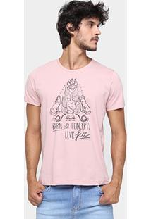 Camiseta Sommer Burn Old Concepts - Masculino