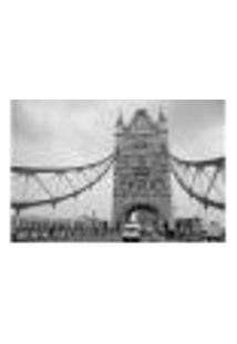 Painel Adesivo De Parede - Londres - Tower Bridge - 960Pnp