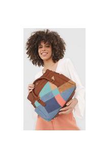 Bolsa Tiracolo Hand Bag Centauri Marrom