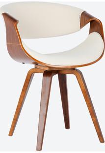 Cadeira Nicole De Madeira