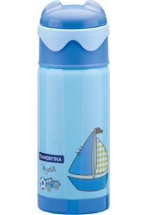 Garrafa Térmica Infantil Tramontina 61649030 Le Petit 350Ml Azul