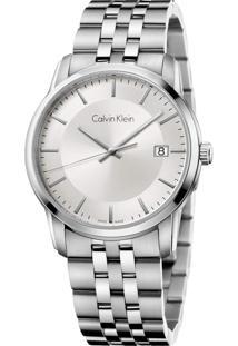 Relógio Calvin Klein K5S31146 Prata