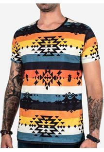 Camiseta Étnica 102098