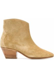 Isabel Marant Ankle Boot Bege - Neutro