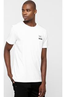 Camiseta Timberland Square Logo - Masculino