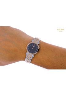 Relógio Bulova Feminino Classic Prata E Rosé - 98L265