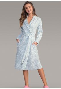 Robe Soft Feminino Estrelas 152817 Lua Encantada