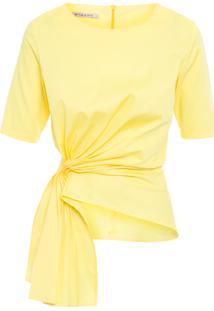 Blusa Feminina Raio - Amarelo