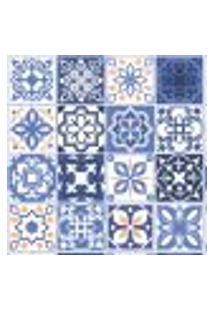 Papel De Parede Adesivo - Azulejo Português - 303Ppz