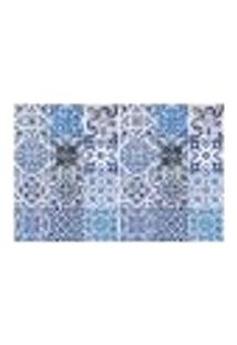 Adesivo De Azulejo - Ladrilho Hidráulico - 049Az-P