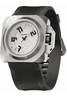 1810a009278 ... Relógio De Pulso Converse Overtime - Masculino-Preto