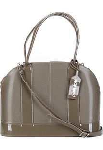 Bolsa Petite Jolie Alisha Bag Feminina - Feminino-Verde Militar