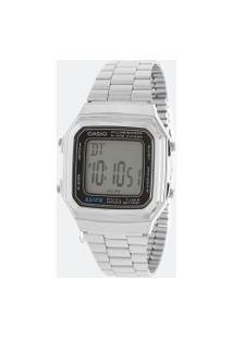 Relógio Unissex Casio Vintage La680Wa 1Bdf Digital   Casio   U