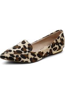 Sapatilha Violanta Romênia Leopardo