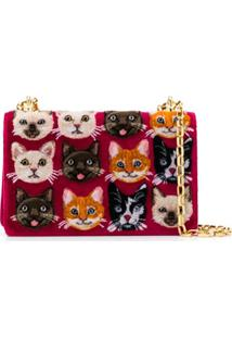 Dolce & Gabbana Bolsa Transversal 'Dg Girls' - Roxo