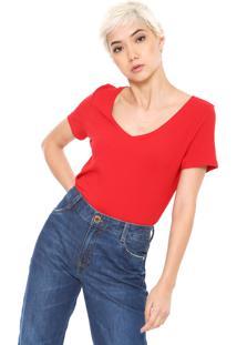 8dd451185 Blusa Coca Cola Vermelha feminina | Shoelover