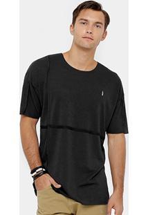 Camiseta Coca Cola Malhão Corte Fio Masculina - Masculino