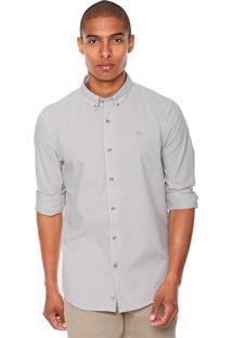 Camisa Timberland Rattle Cinza