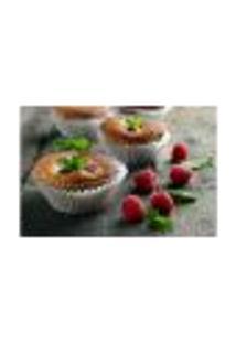 Painel Adesivo De Parede - Cupcake - 611Pnm